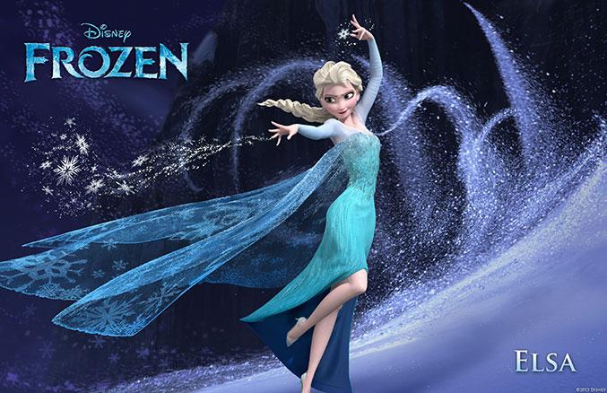 Frozen-Elsa