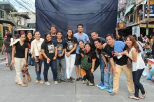 Sto. Nino Senakulo production team.