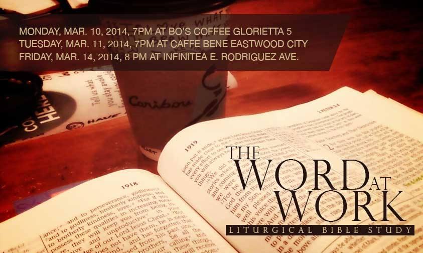 Liturgical Bible Study
